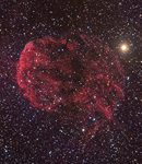 Jellyfish Nebula IC 443
