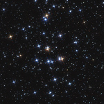 Messier 44 • The Beehive Cluster