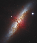 Messier 82 - Cigar Galaxy