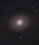 Galaxie Messier 94