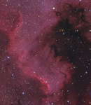 Cygnus Wall in NGC 6910